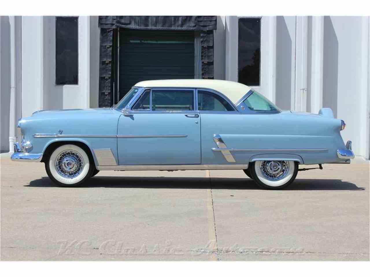 1953 Ford Crestline Victoria AC for Sale | ClassicCars.com | CC-886654
