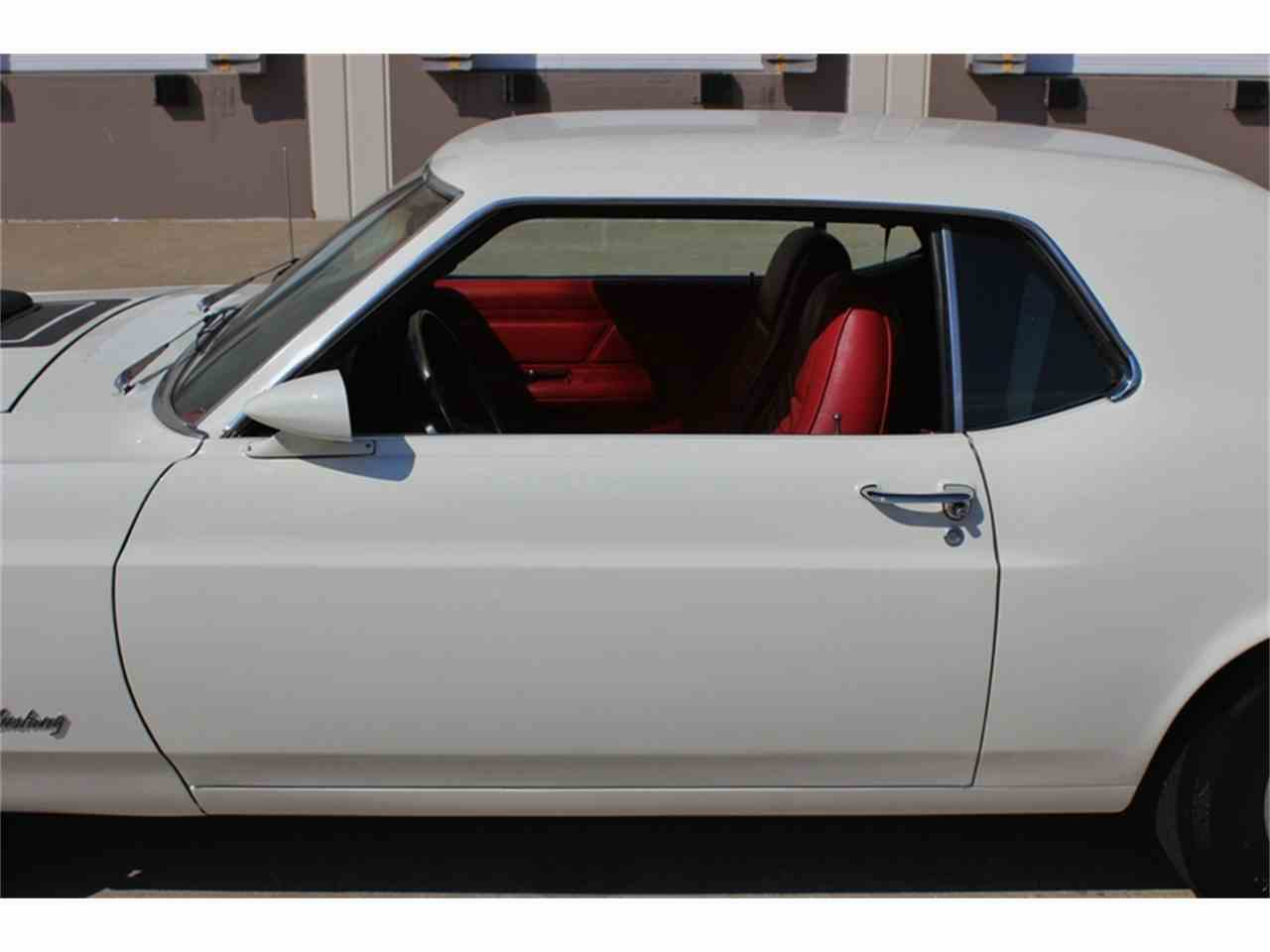 Large Picture of '70 Mustang M code 351 Cleveland  4spd AC - J05B