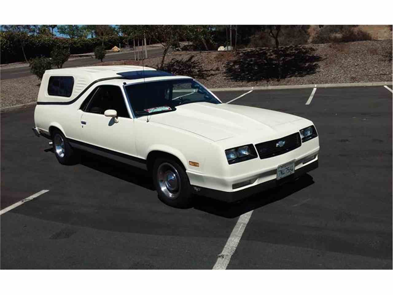 Large Picture of 1983 El Camino - $8,700.00 - J05V