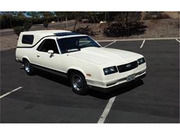 Picture of '83 Chevrolet El Camino located in California - $8,700.00 - J05V
