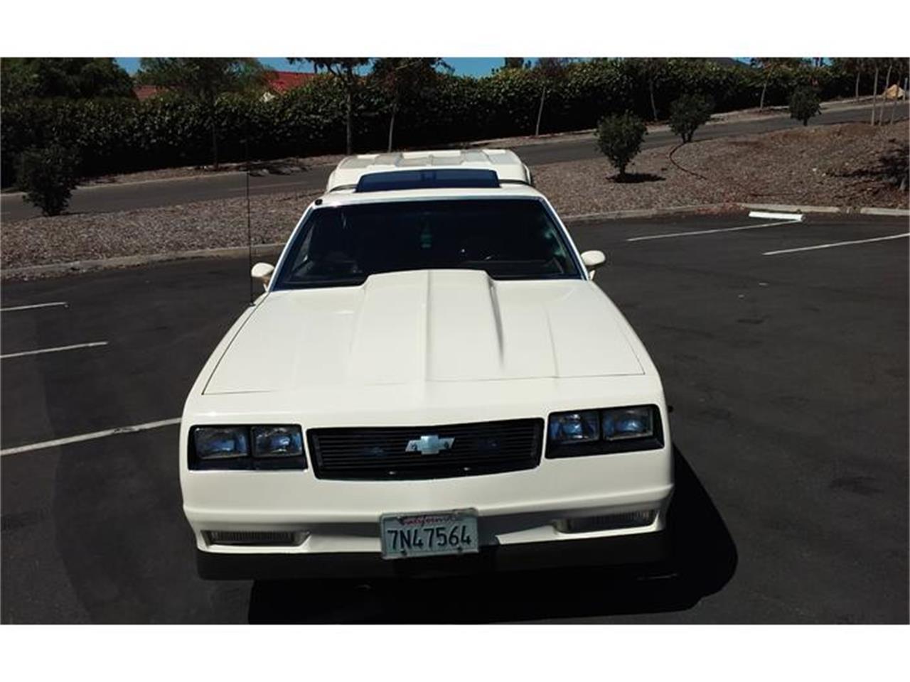 Large Picture of 1983 El Camino located in Vista California - J05V