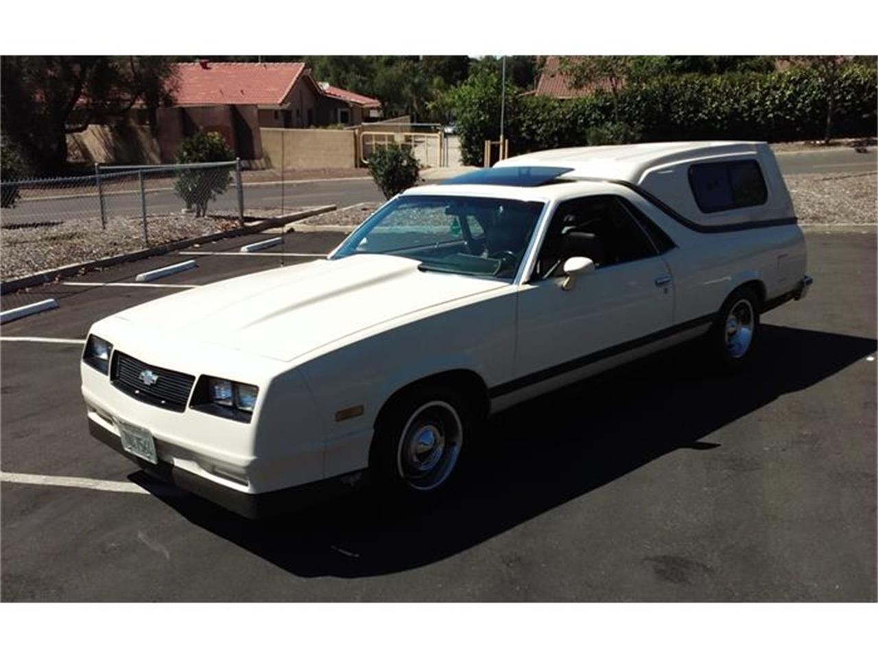 Large Picture of '83 Chevrolet El Camino - J05V