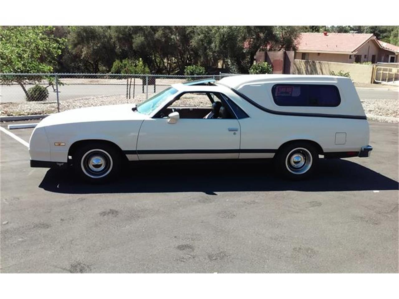 Large Picture of '83 El Camino Offered by a Private Seller - J05V