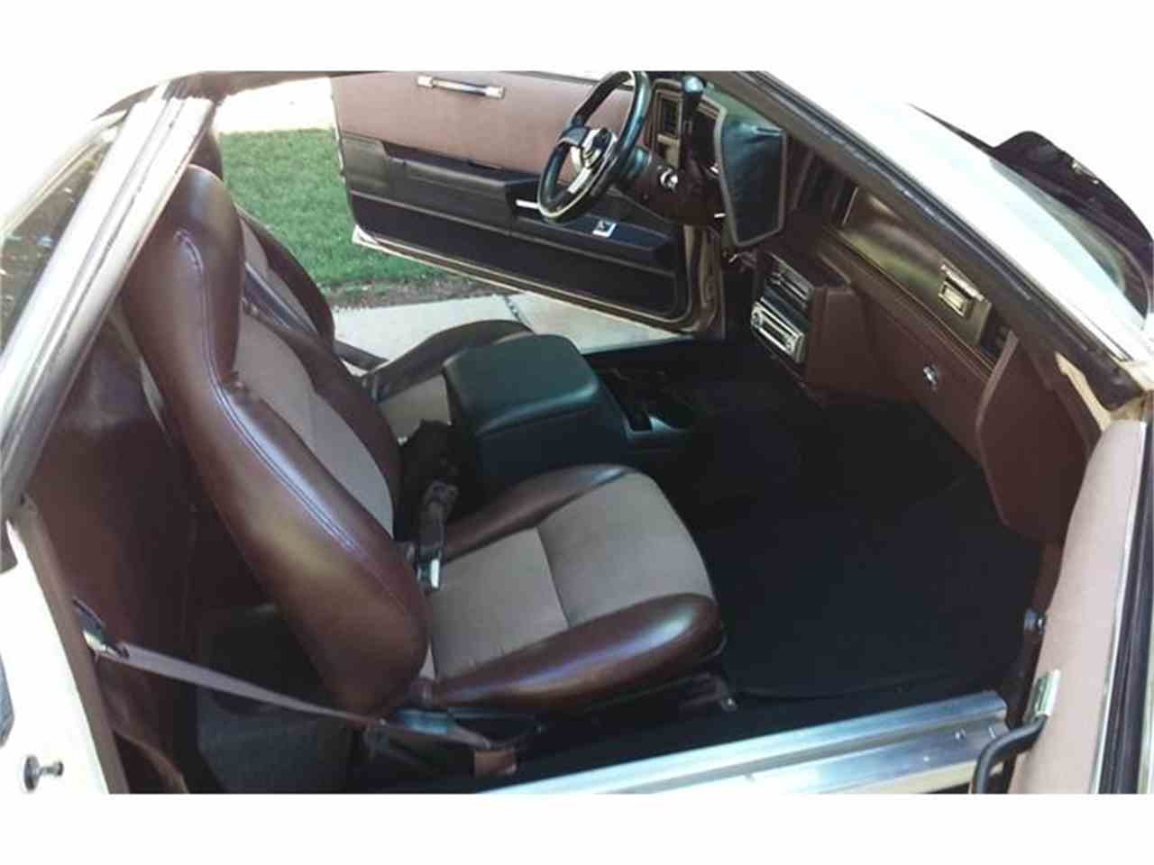 Large Picture of '83 Chevrolet El Camino located in California - $8,700.00 Offered by a Private Seller - J05V