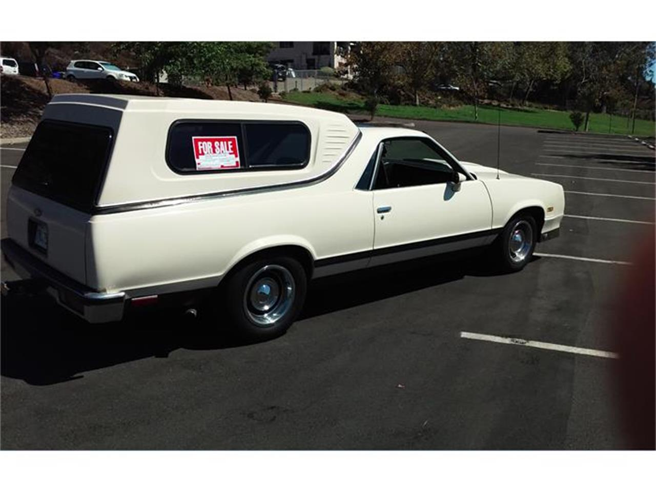 Large Picture of '83 Chevrolet El Camino Offered by a Private Seller - J05V