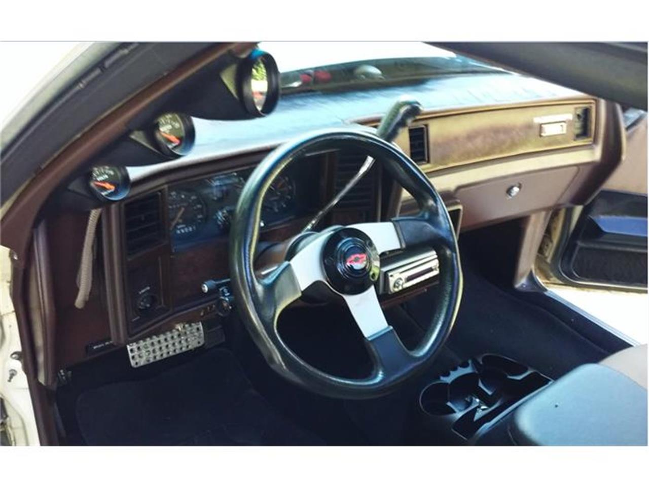 Large Picture of 1983 Chevrolet El Camino located in California - J05V