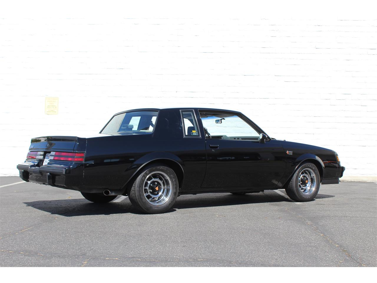 Large Picture of '87 Buick Grand National located in California Offered by Back in the Day Classics - J062