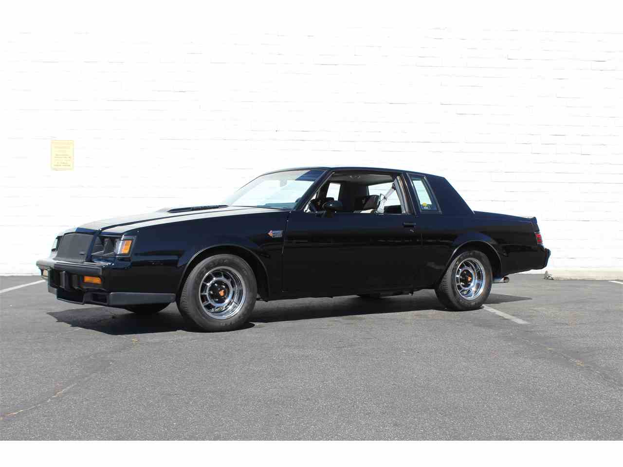 1987 buick grand national for sale cc 886682. Black Bedroom Furniture Sets. Home Design Ideas