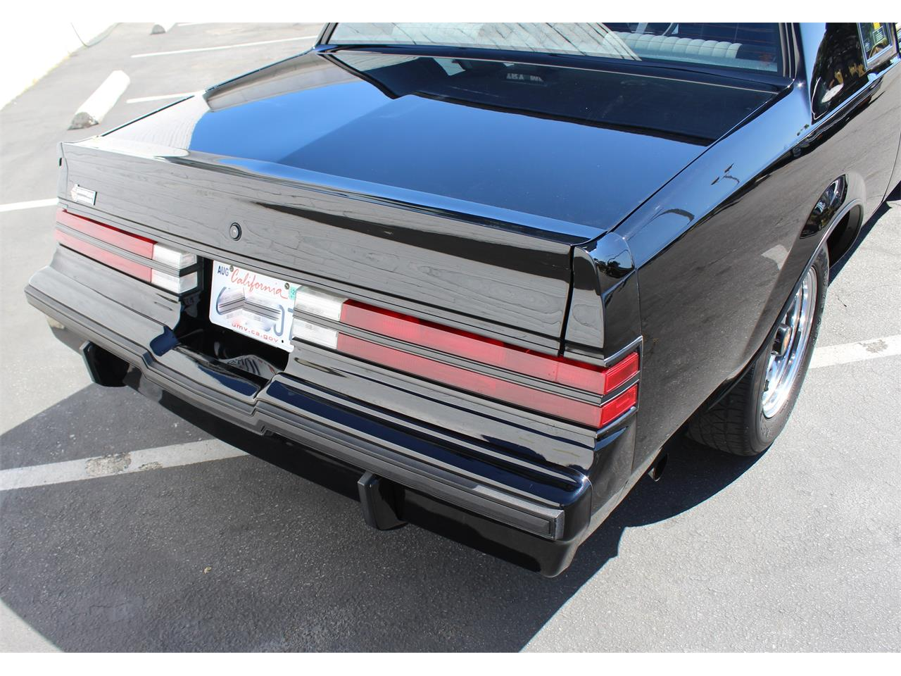 Large Picture of '87 Grand National located in California - J062