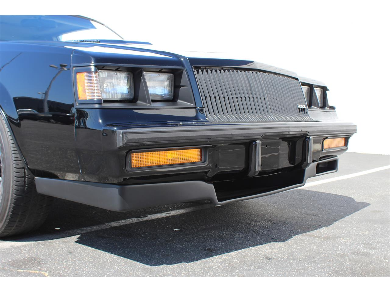 Large Picture of 1987 Buick Grand National located in Carson California - J062