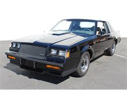 Picture of 1987 Grand National Offered by Back in the Day Classics - J062