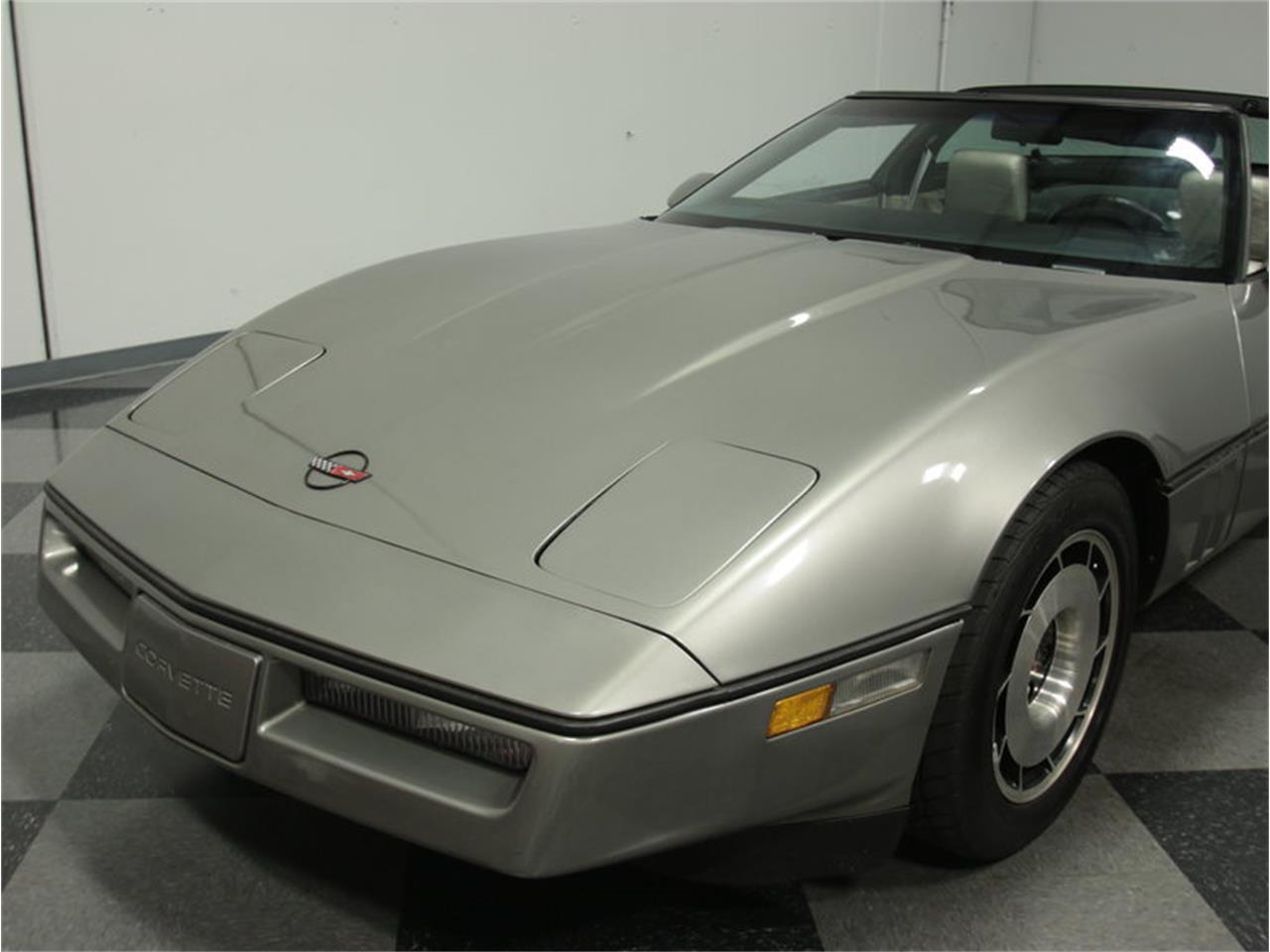 Large Picture of 1985 Chevrolet Corvette L-98 located in Georgia - $10,995.00 - J07A