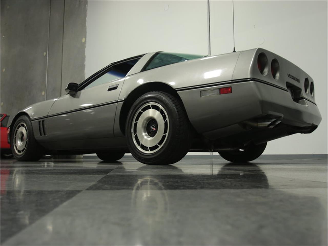 Large Picture of '85 Chevrolet Corvette L-98 located in Georgia - J07A