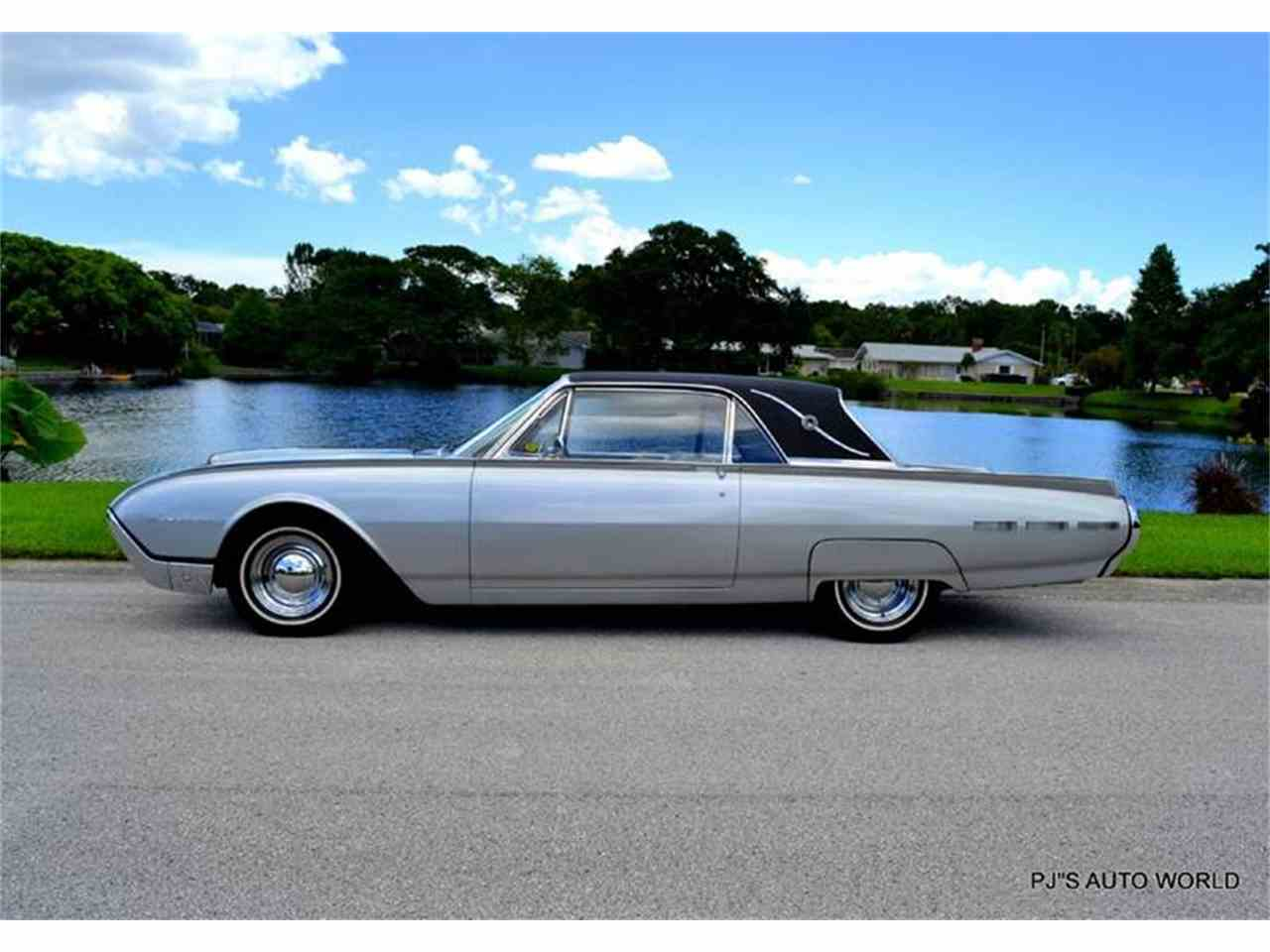 Large Picture of '62 Thunderbird located in Clearwater Florida Offered by PJ's Auto World - J087