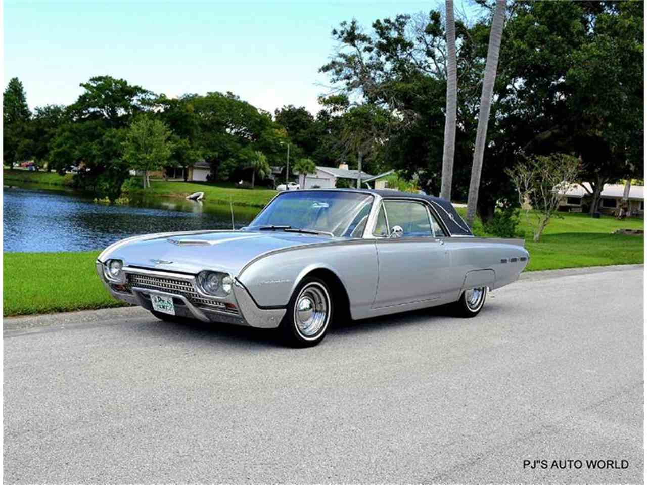 Large Picture of '62 Thunderbird located in Florida Offered by PJ's Auto World - J087