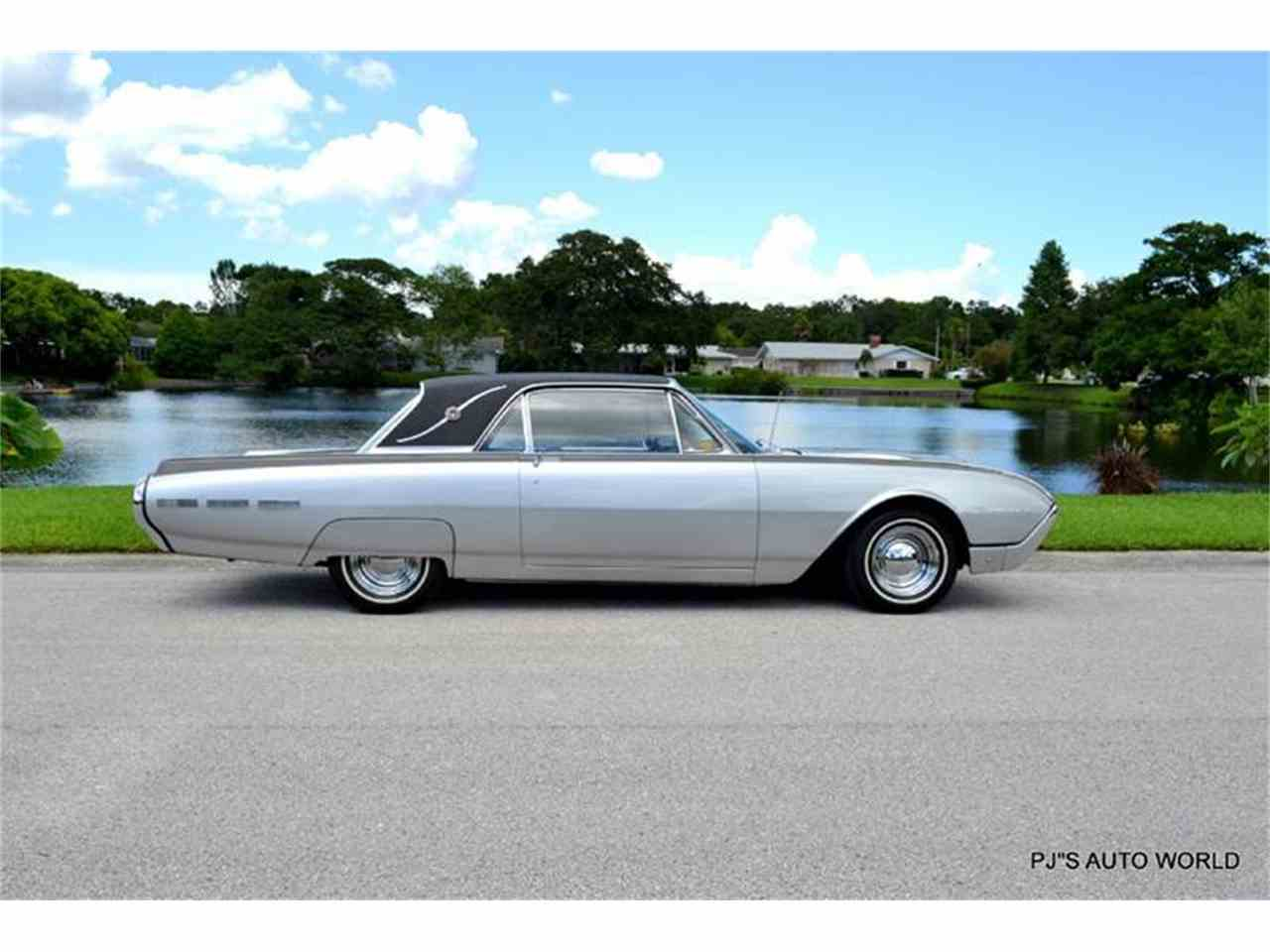 Large Picture of Classic 1962 Thunderbird located in Clearwater Florida Offered by PJ's Auto World - J087