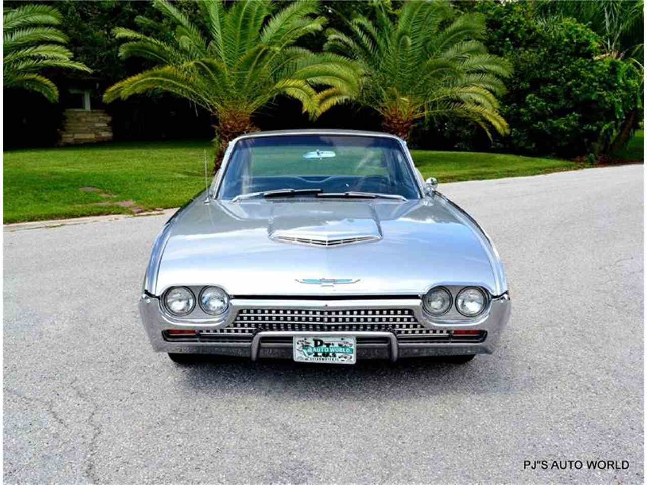 Large Picture of '62 Ford Thunderbird Offered by PJ's Auto World - J087