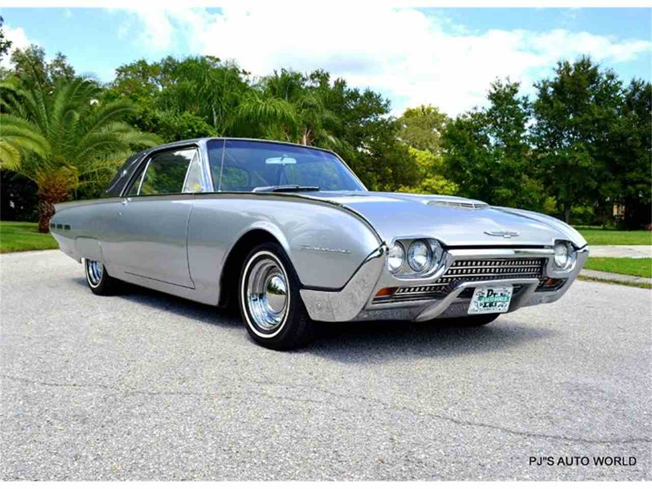 Large Picture of 1962 Thunderbird - $21,900.00 - J087