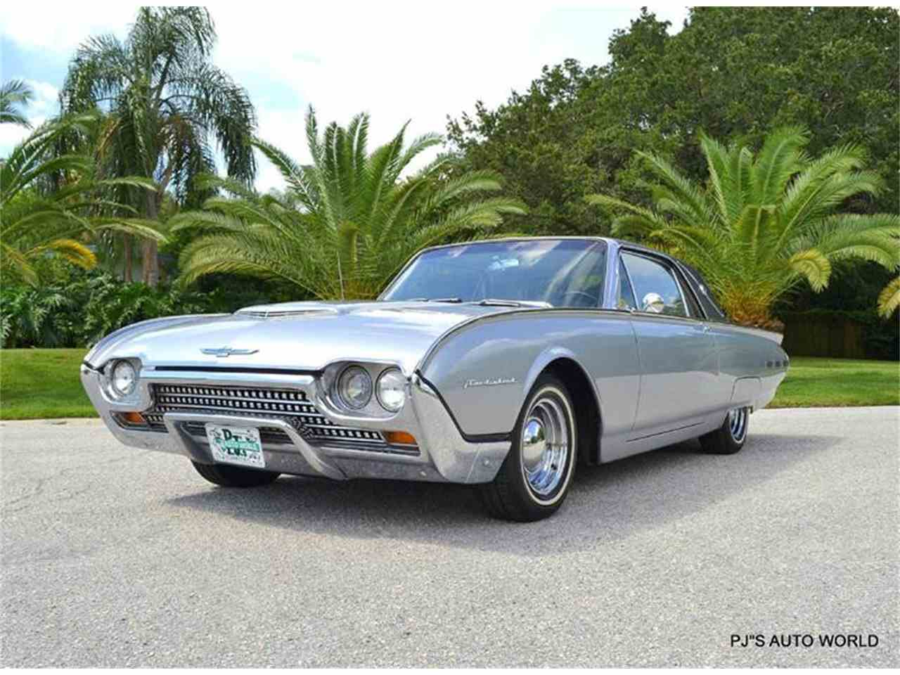 Large Picture of Classic '62 Ford Thunderbird located in Clearwater Florida - $21,900.00 - J087