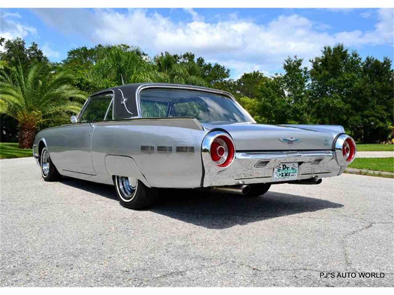 Large Picture of 1962 Ford Thunderbird located in Clearwater Florida - $21,900.00 Offered by PJ's Auto World - J087