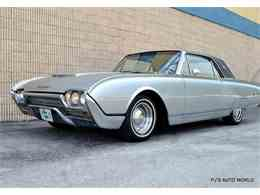 Picture of 1962 Ford Thunderbird located in Clearwater Florida Offered by PJ's Auto World - J087