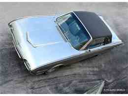 Picture of 1962 Thunderbird located in Clearwater Florida - J087