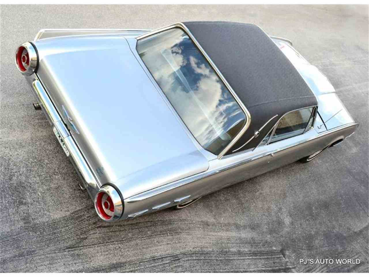Large Picture of Classic '62 Ford Thunderbird located in Clearwater Florida Offered by PJ's Auto World - J087