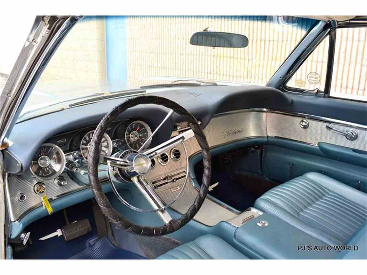 Large Picture of 1962 Thunderbird located in Florida - J087