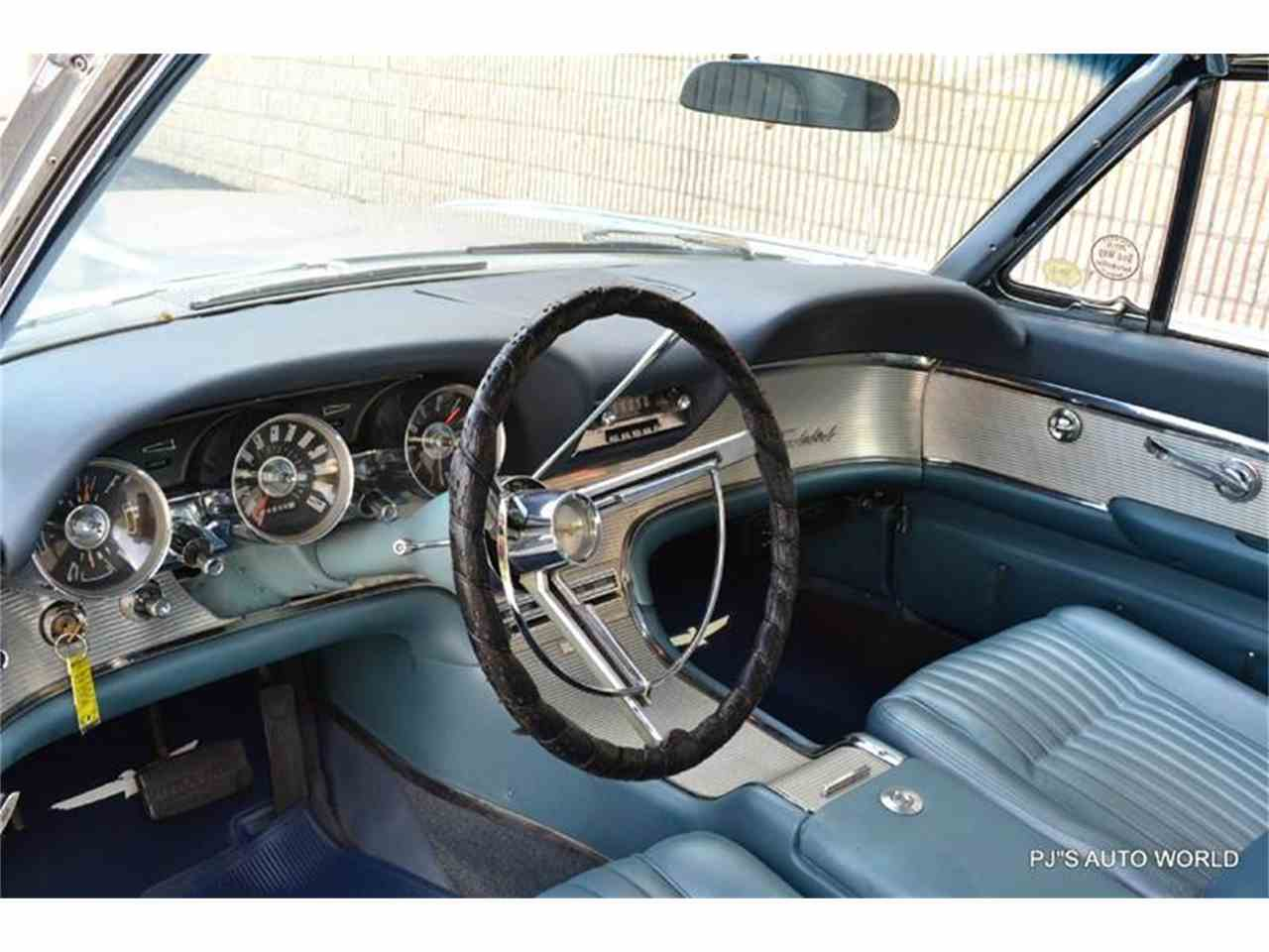 Large Picture of Classic 1962 Ford Thunderbird - $21,900.00 Offered by PJ's Auto World - J087