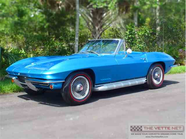 Picture of '67 Corvette - J08K