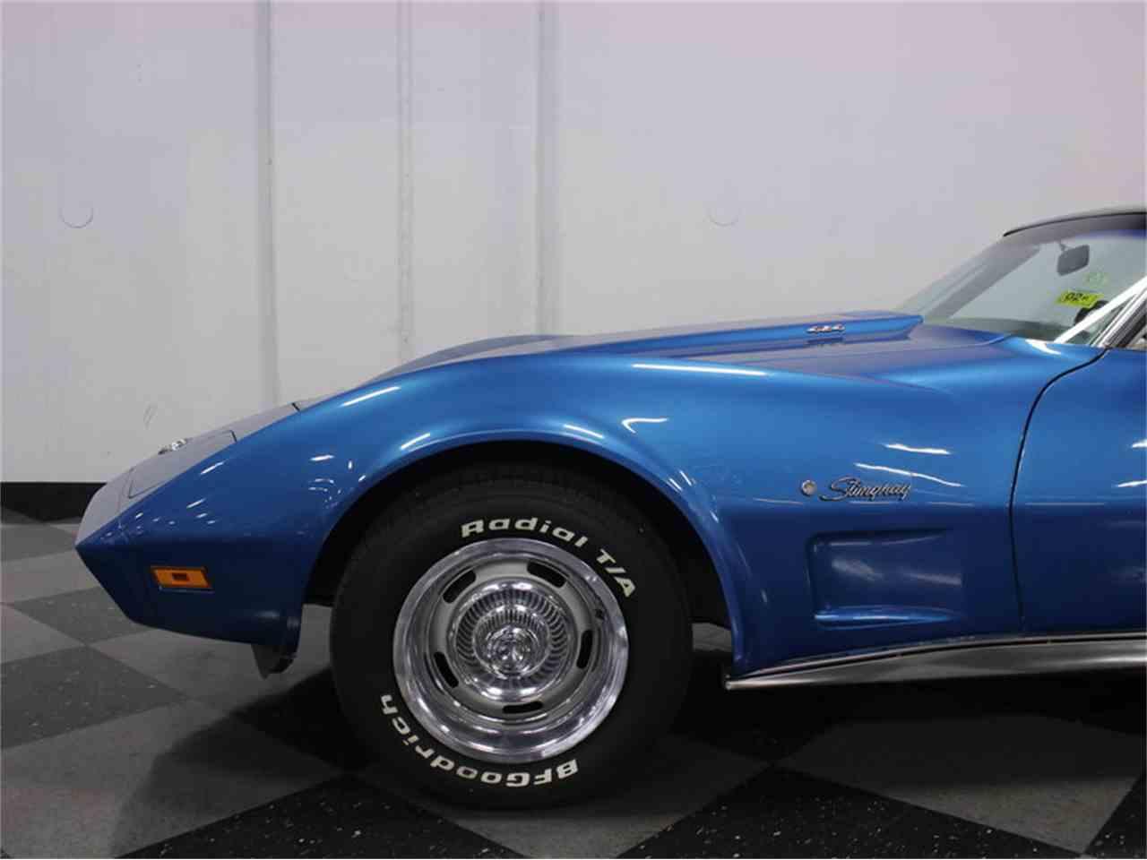 Large Picture of '74 Corvette - J09A