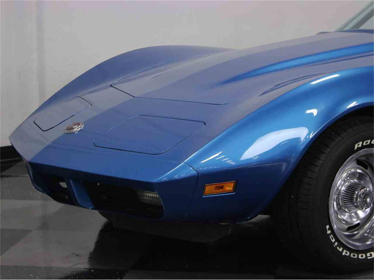 Large Picture of '74 Corvette - J09A