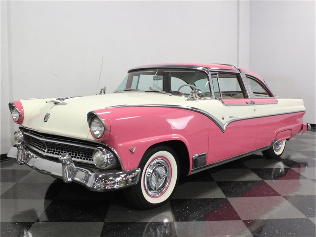 1955 ford crown victoria for sale cc 886816. Black Bedroom Furniture Sets. Home Design Ideas