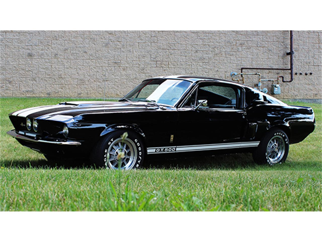 Large picture of 67 mustang fastback s code shelby tribute j0bd