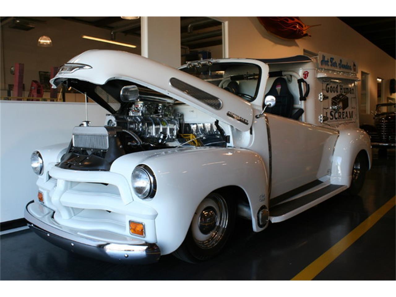 Ice Cream Trucks For Sale >> For Sale 1955 Chevrolet Ice Cream Truck In Scottsdale Arizona