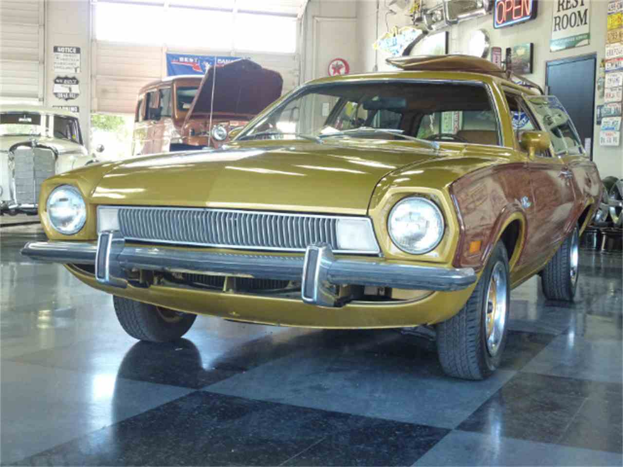 Large Picture of '73 Pinto - J0E5
