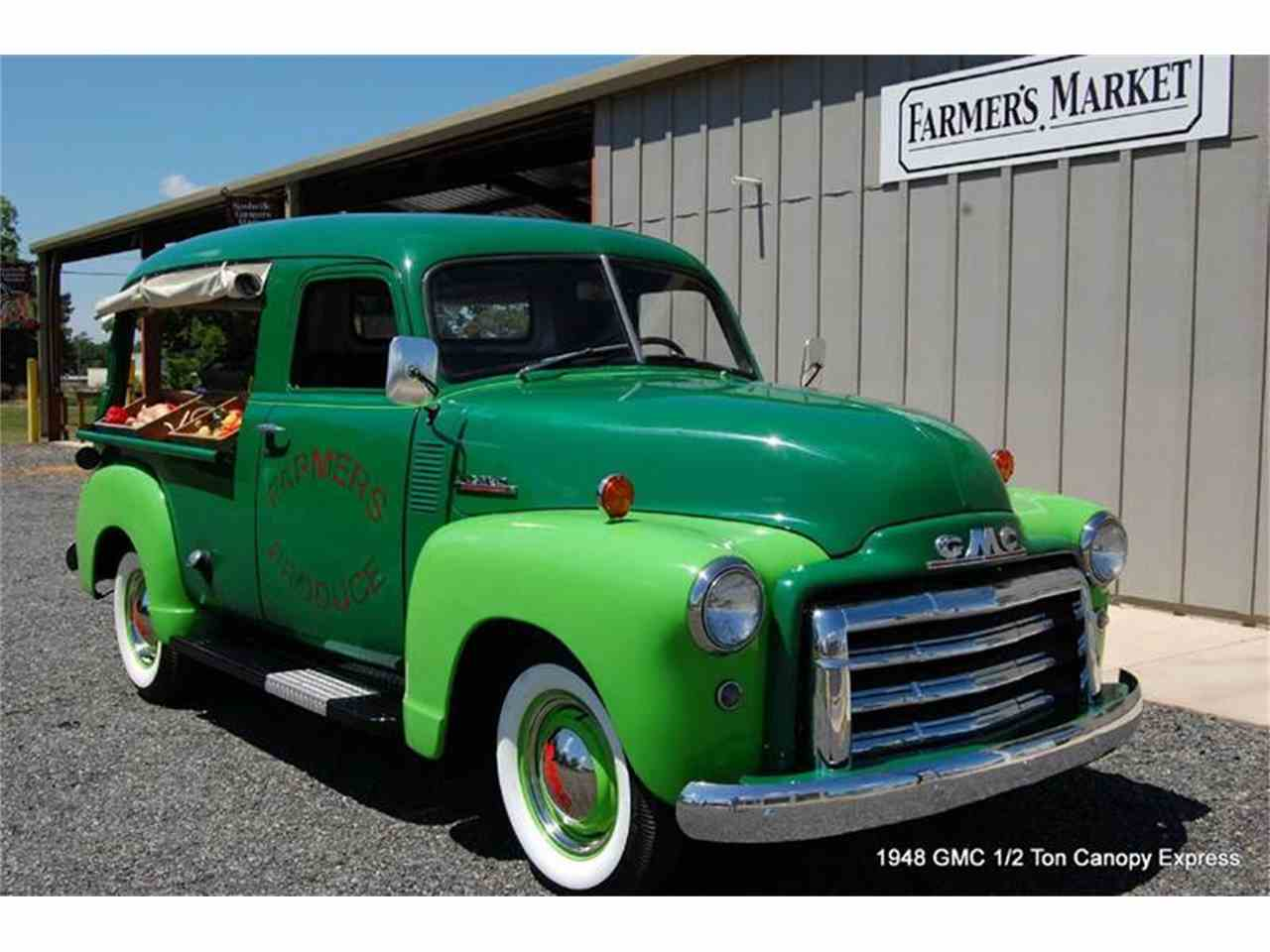 Large Picture of u002748 1/2 Ton Canopy Express - J0EN & 1948 GMC 1/2 Ton Canopy Express for Sale | ClassicCars.com | CC-886991