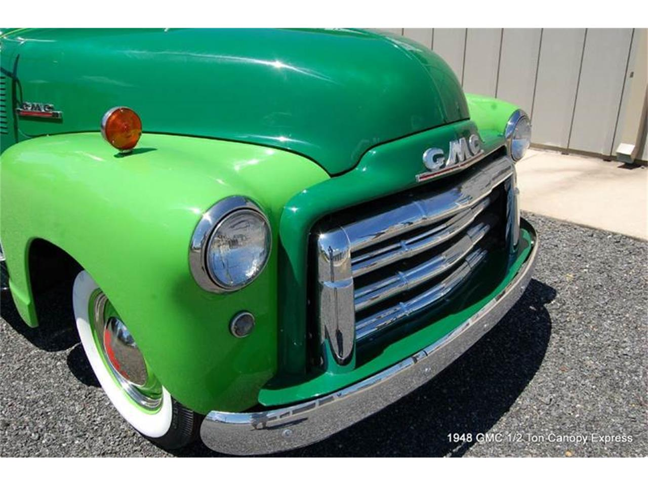 1948 Gmc 1 2 Ton Canopy Express For Sale Cc 886991 Truck Large Picture Of 48 J0en