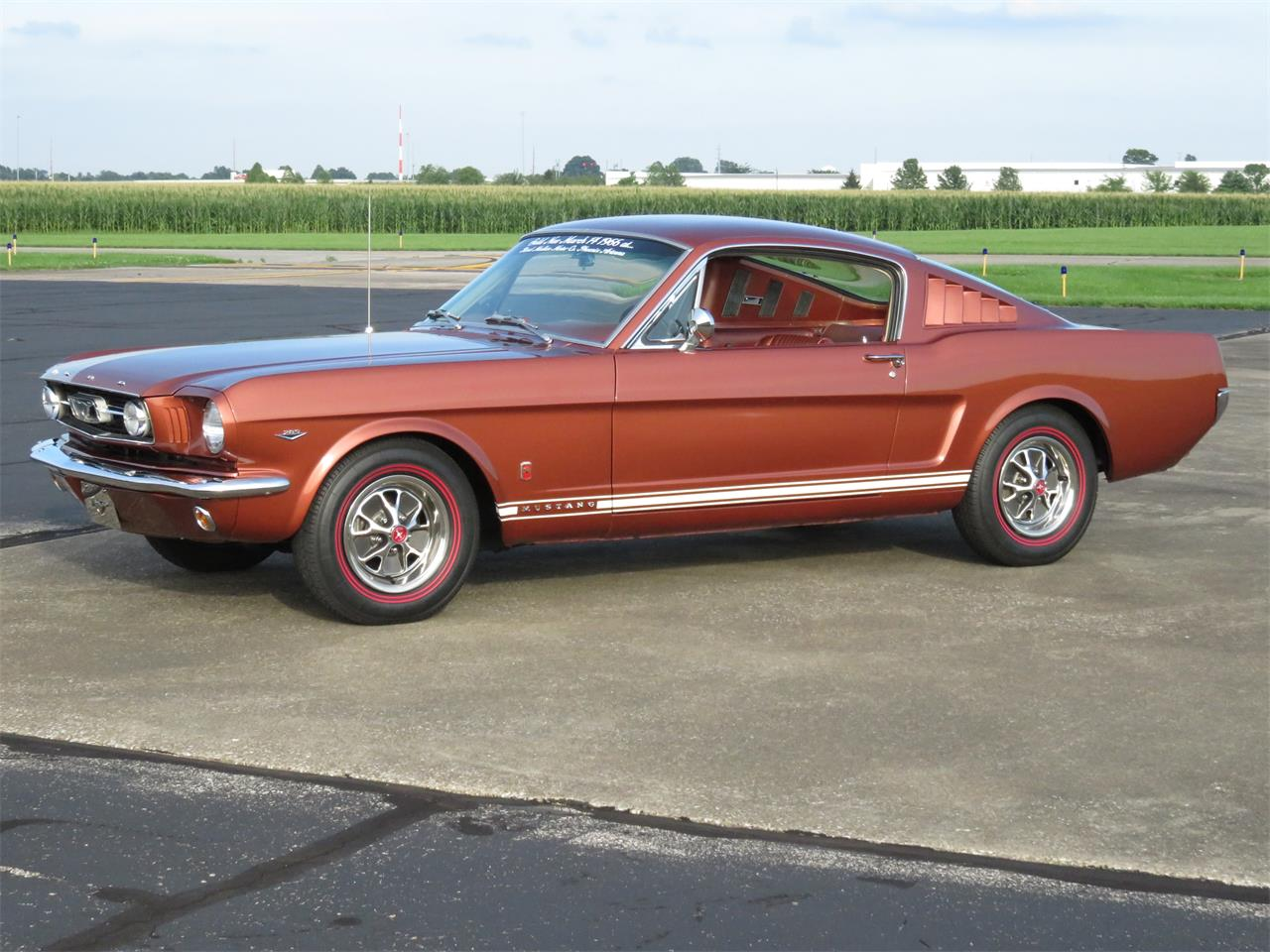Large Picture of '66 Mustang GT - J0H1