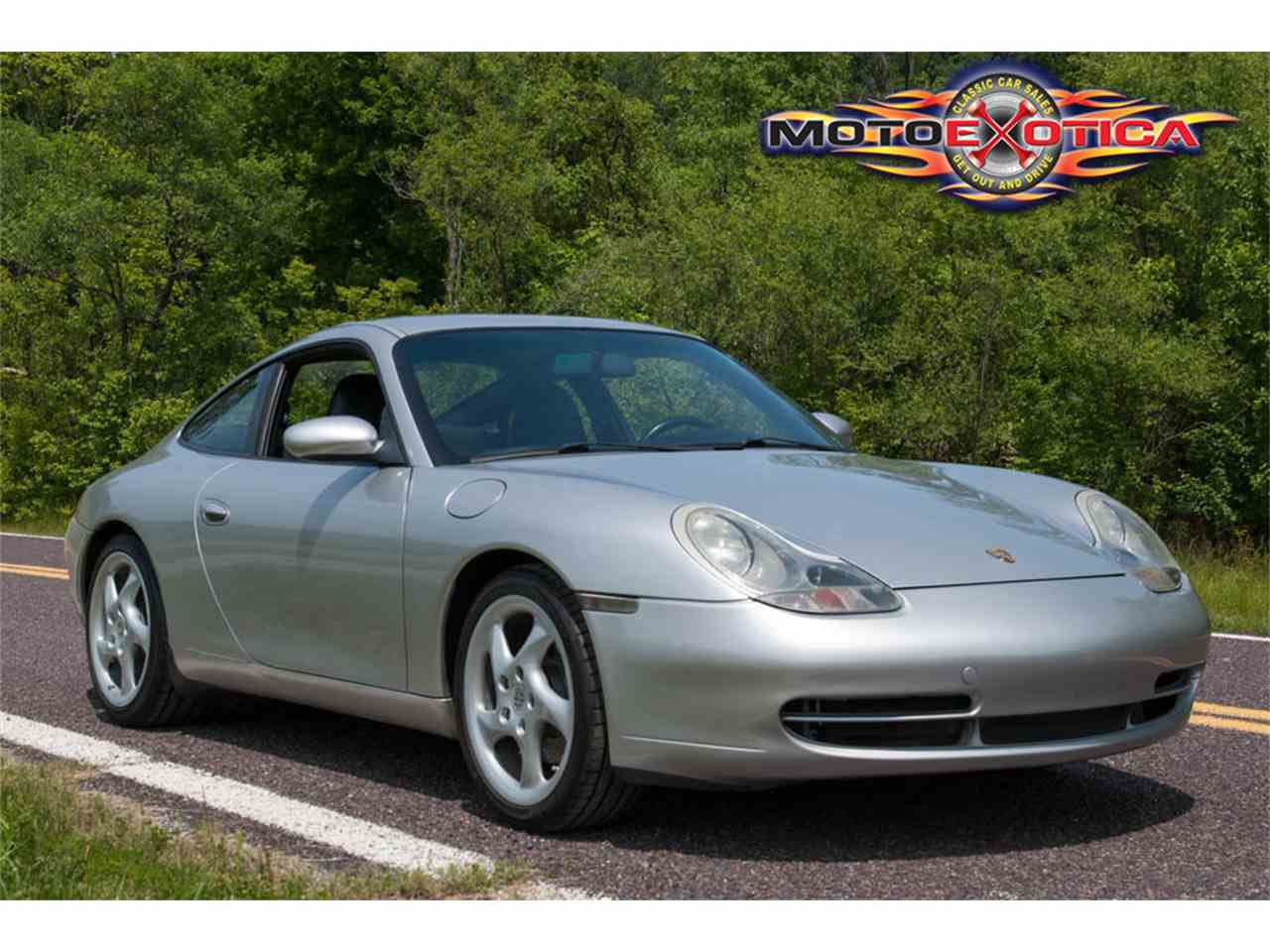 Large Picture of '99 911 Carrera - J0JF