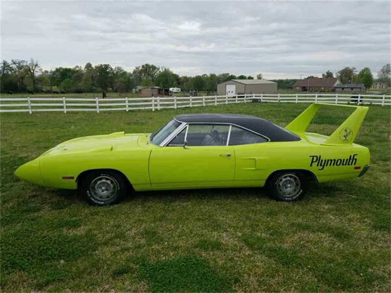 1970 Plymouth Superbird for Sale | ClassicCars.com | CC-887193