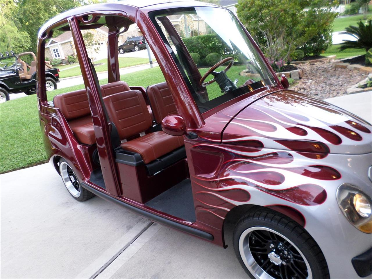 Large Picture of '10 LS Electric Golf Cart - J0KO