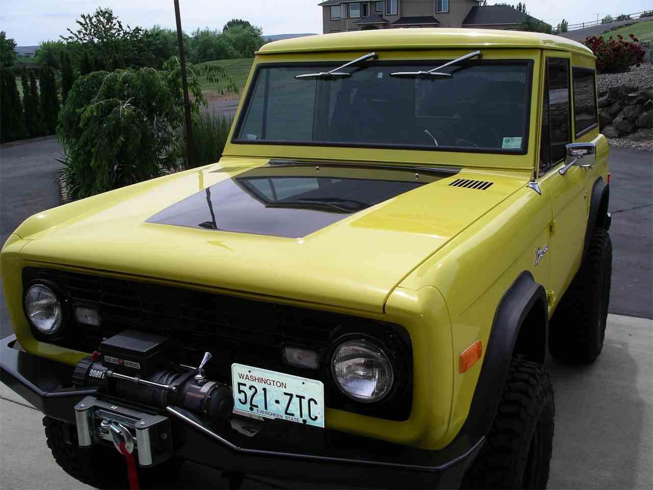 Large Picture of '77 Bronco - J0LA