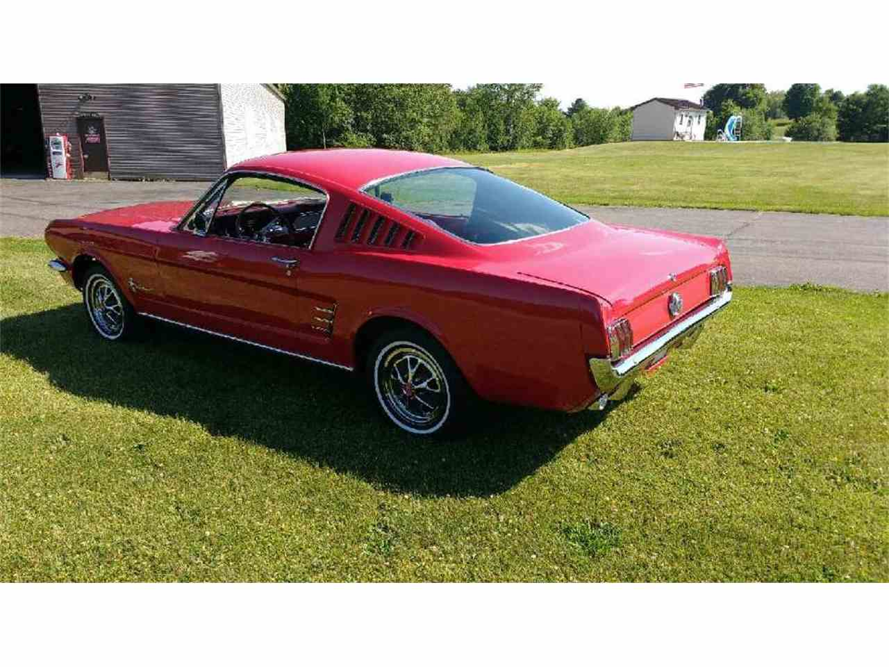 1966 Ford Mustang 2x2 Fastback for Sale | ClassicCars.com | CC-887283
