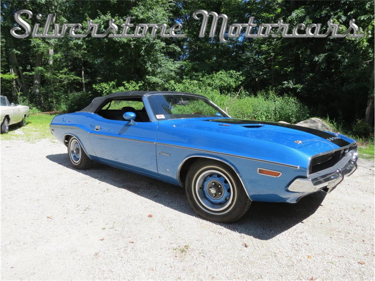 Large Picture of Classic 1971 Challenger located in Massachusetts - J0QS