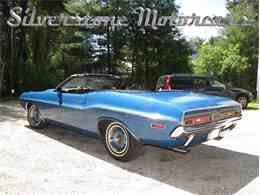 Picture of '71 Dodge Challenger located in Massachusetts Offered by Silverstone Motorcars - J0QS