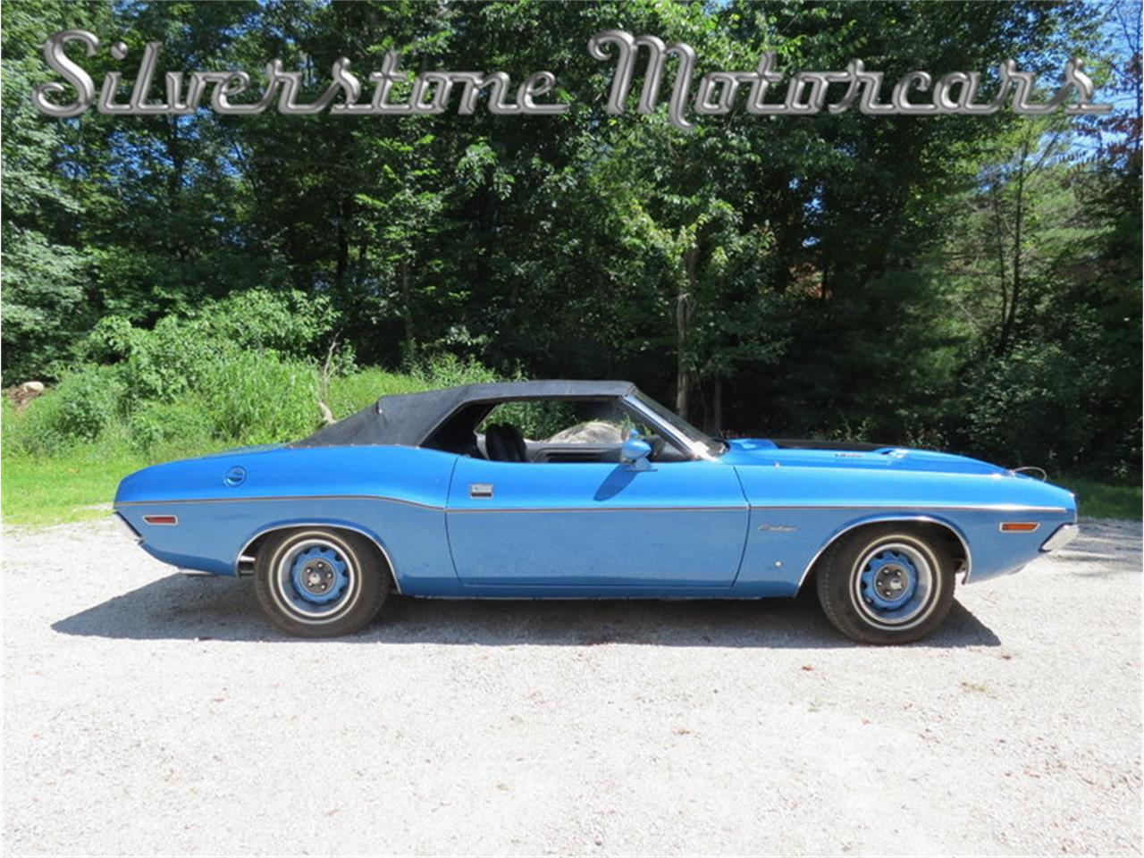 Large Picture of Classic 1971 Challenger located in Massachusetts - $45,900.00 Offered by Silverstone Motorcars - J0QS