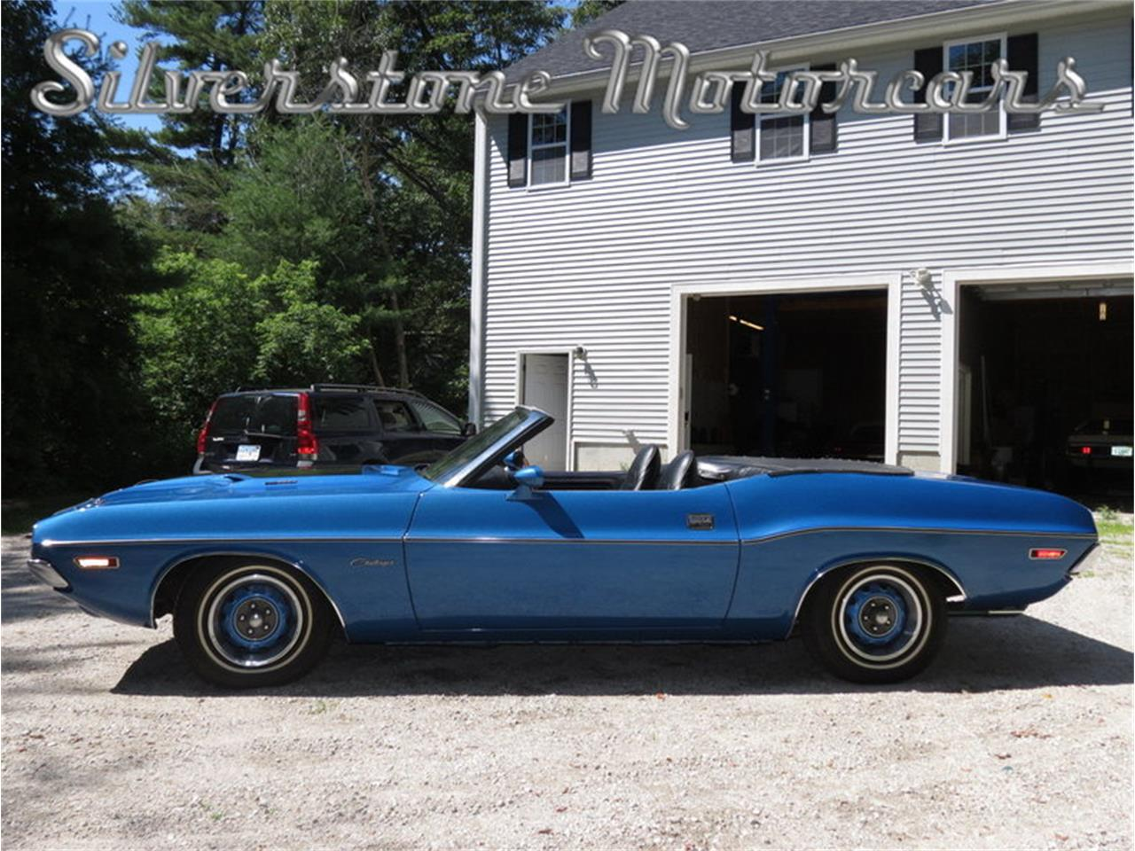 Large Picture of '71 Dodge Challenger - $45,900.00 Offered by Silverstone Motorcars - J0QS