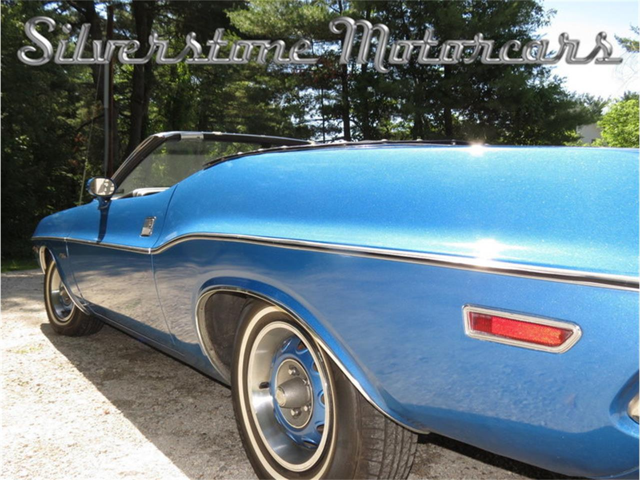 Large Picture of Classic '71 Challenger located in North Andover Massachusetts Offered by Silverstone Motorcars - J0QS
