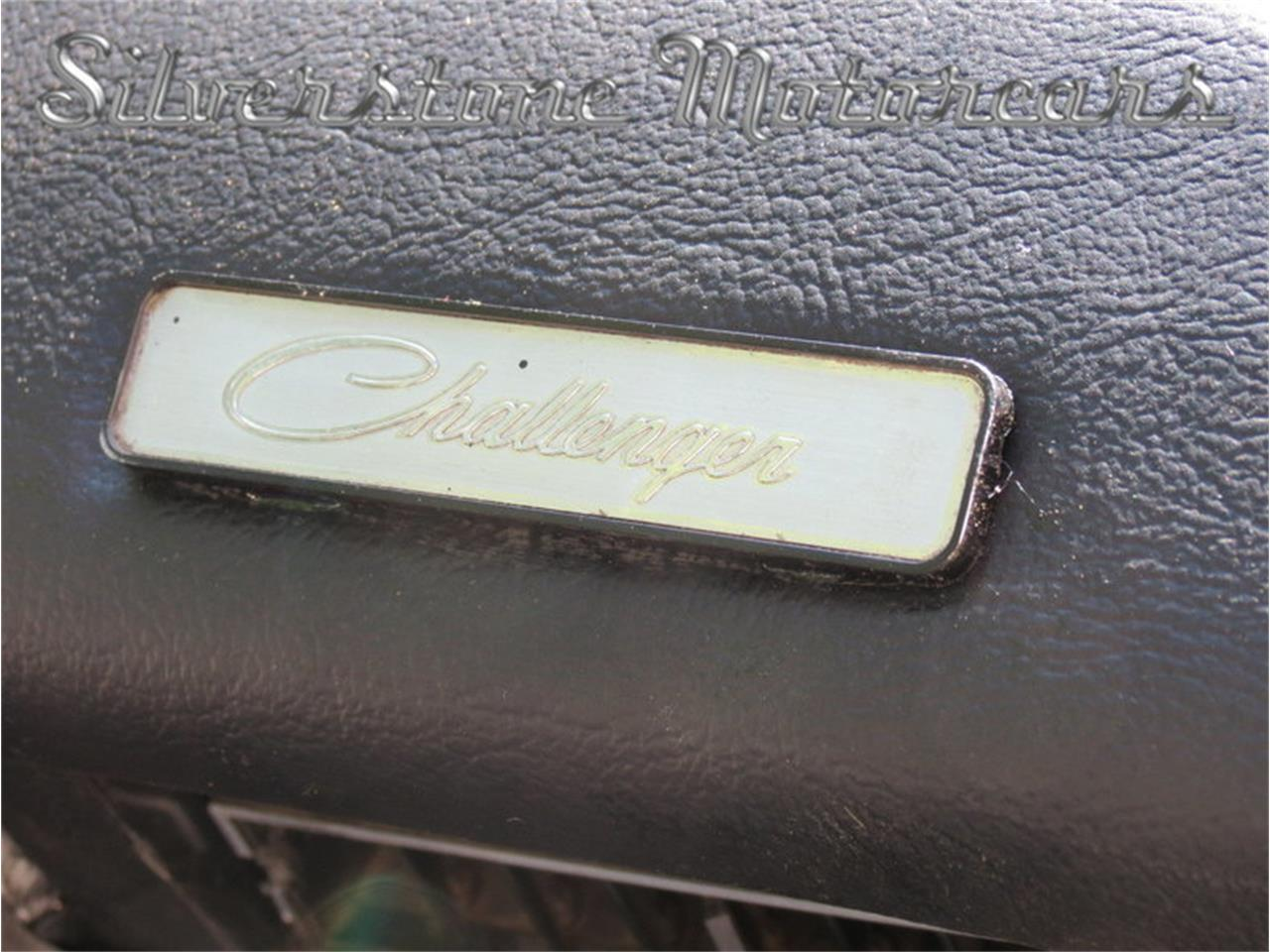 Large Picture of 1971 Challenger Offered by Silverstone Motorcars - J0QS